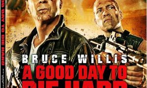 A GOOD DAY TO DIE HARD DVD BLURAY