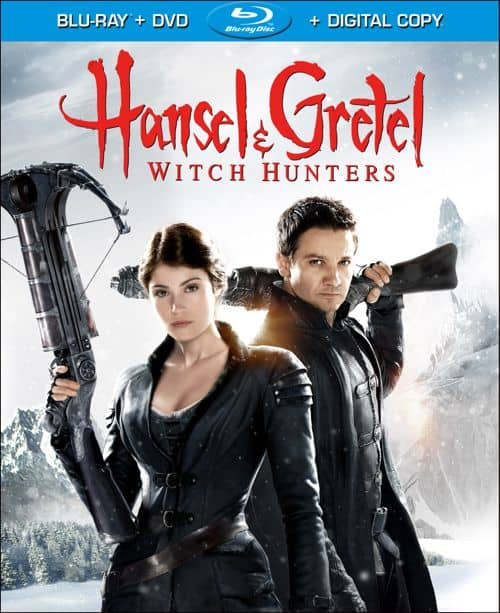 HANSEL And GRETEL WITCH HUNTERS DVD BLURAY