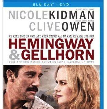 HEMINGWAY And GELLHORN BLURAY