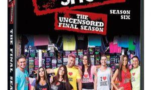 JERSEY SHORE The Uncensored Final Season DVD