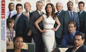 Major Crimes Season 1 DVD