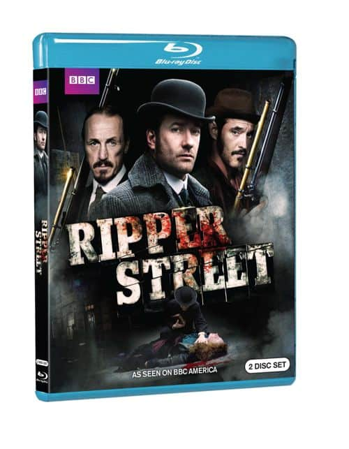 Ripper Street Season 1 Bluray