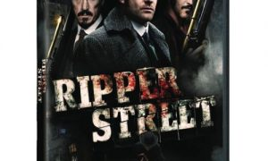 Ripper Street Season 1 DVD