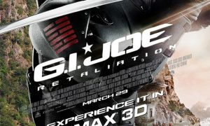 GI JOE: RETALIATION IMAX Poster