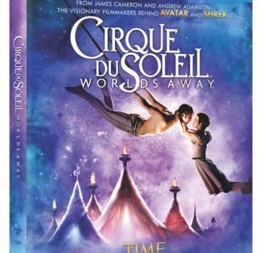 Cirque du Soleil Worlds Away Bluray