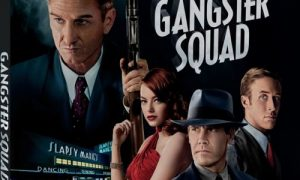 Gangster Squad Bluray DVD