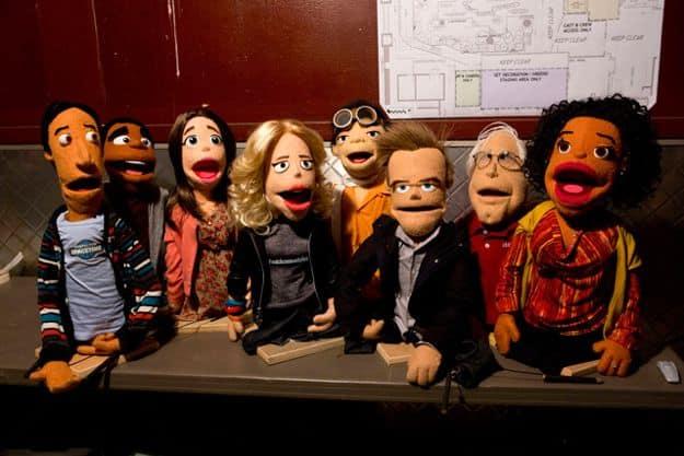 Community Puppets