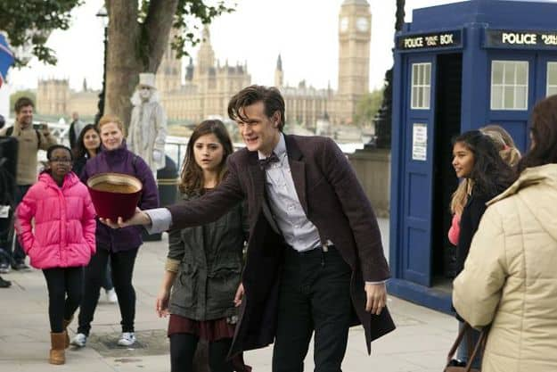 DOCTOR WHO Series 7.2 The Bells Of St. John
