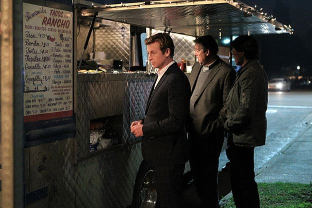 THE MENTALIST Season 5 Episode 17 Red, White and Blue Photos