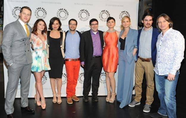 ONCE UPON A TIME PaleyFest 2013