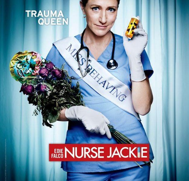 Nurse Jackie Season 5 Poster