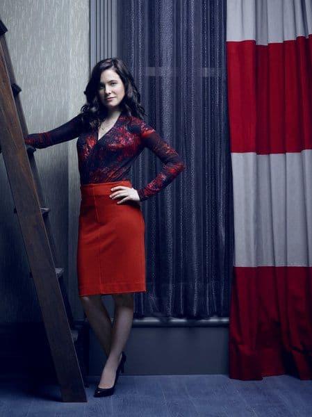 Caroline Dhavernas as Dr. Alana Bloom Hannibal - Season 1