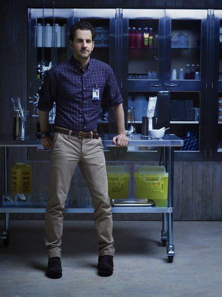 Aaron Abrams as Brian Zeller Hannibal - Season 1