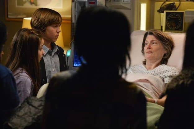 """ANNETTE O'TOOLE GREY'S ANATOMY - """"Idle Hands"""""""