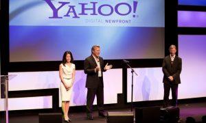 Yahoo Newfront