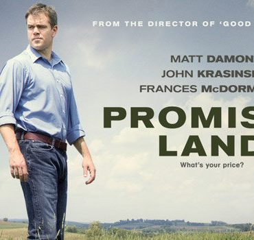 promised land movie matt damon