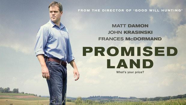 promised land movie matt damon
