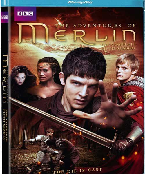 Merlin Season 5 Bluray