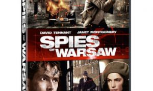 SPIES OF WARSAW DVD