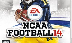 Denard Robinson NCAA FOOTBALL 14 Cover PS3 (2)