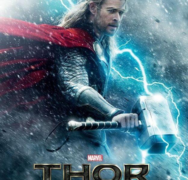 Thor The Dark World Poster Movie