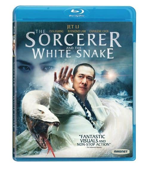 THE SORCERER AND THE WHITE SNAKE BLURAY