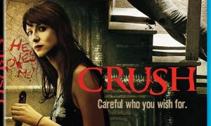 Crush Bluray Cover Slipcase