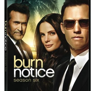 Burn Notice Season 6 DVD
