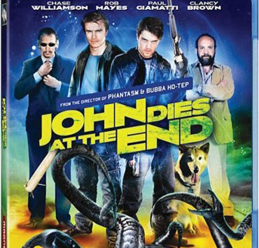 John Dies At The End Blu Ray