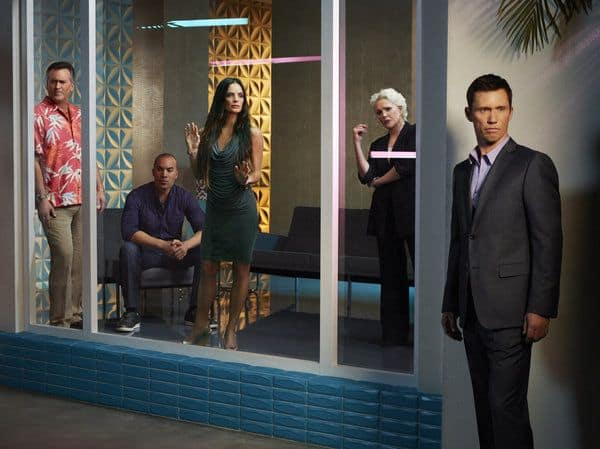 Burn Notice Season 7 Cast