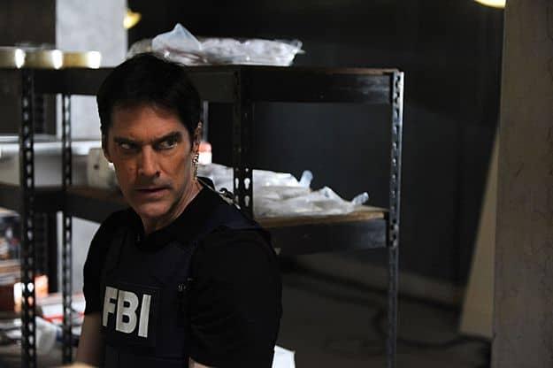 CRIMINAL MINDS Season 8 Episode 23 Brothers Hotchner Photos | SEAT42F