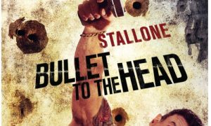 Bullet To The Head Bluray DVD