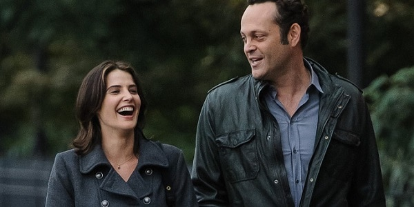 Vince Vaughn and Cobie Smulders Delivery Man