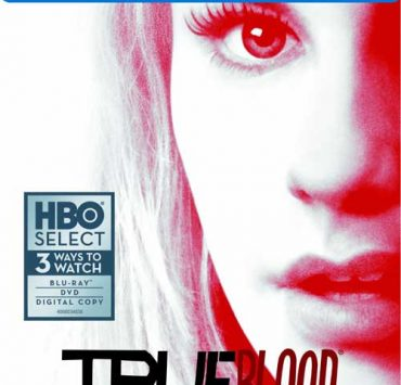 True Blood Season 5 Bluray DVD