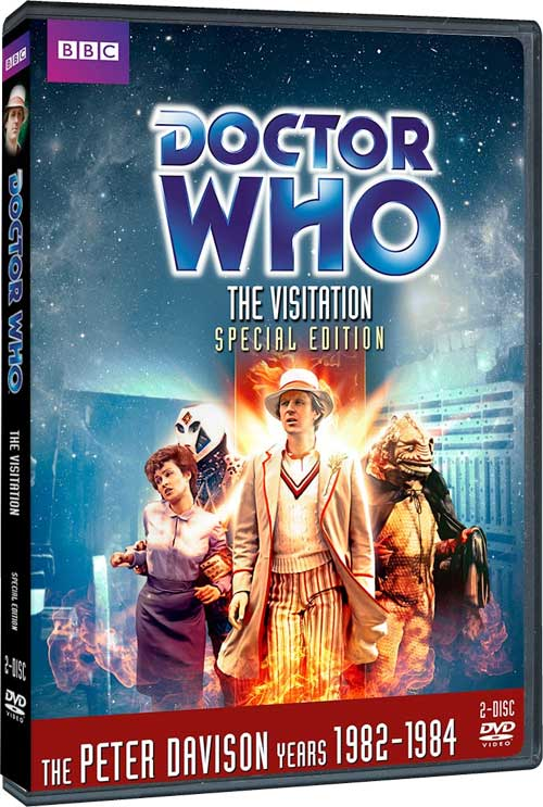 Doctor Who The Visitation Special Edition DVD