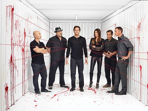 DEXTER Season 8 Cast
