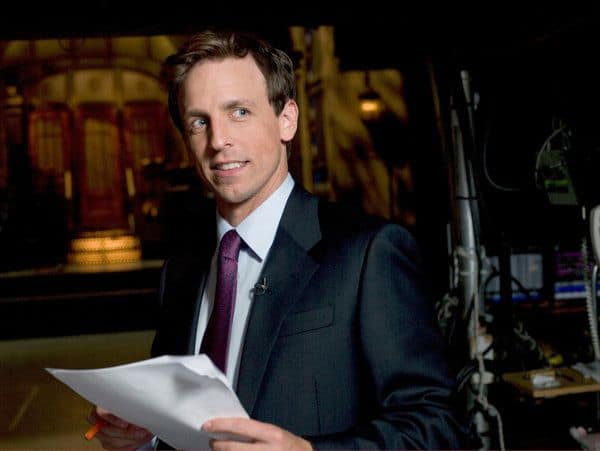 NBC Names Seth Meyers As New Host Of LATE NIGHT