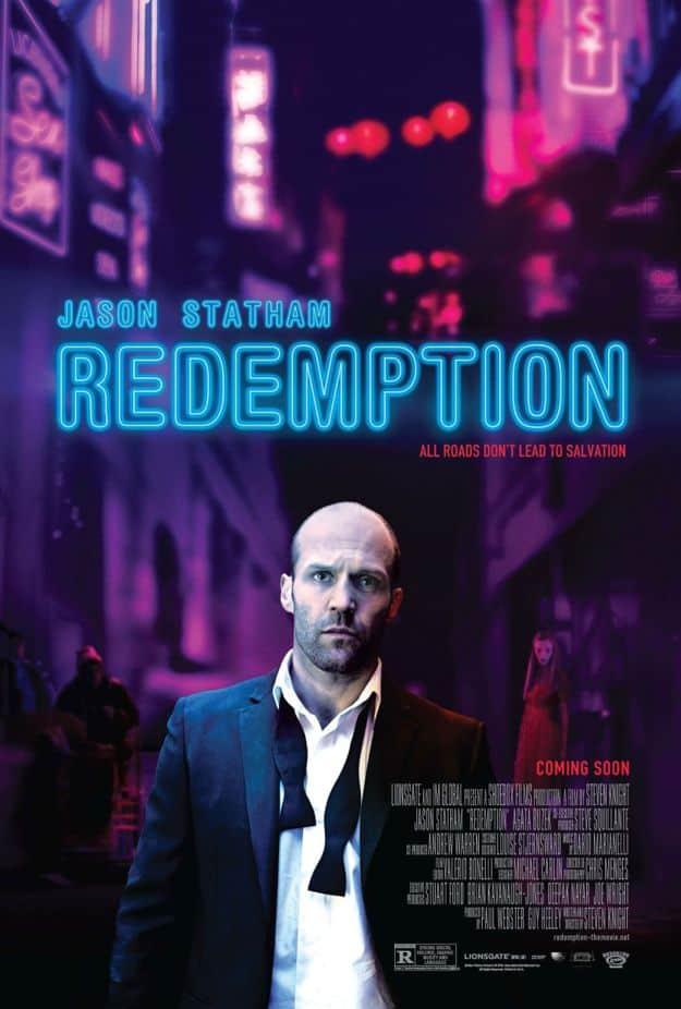 Redemption Poster Jason Statham