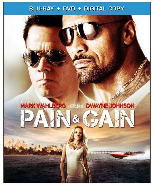 Pain And Gain Bluray