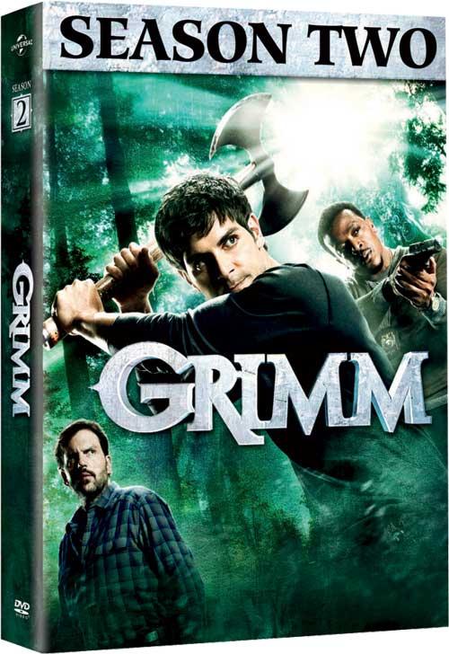Grimm Season 2 DVD