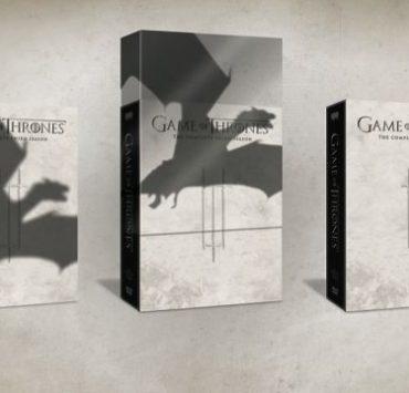 Game Of Thrones Season 3 DVD Bluray