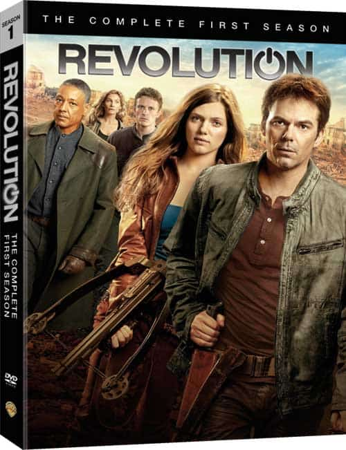Revolution Season 1 DVD