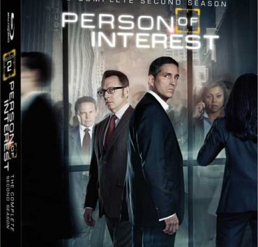 PERSON OF INTEREST Season 2 Bluray