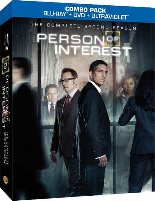 PERSON OF INTEREST Season 2 Bluray