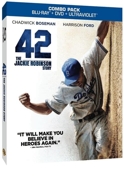 42 Bluray DVD