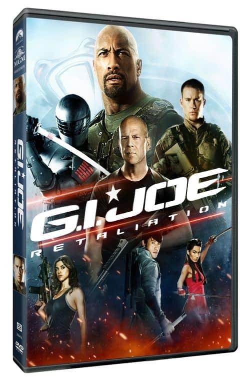 GI JOE RETALIATION DVD
