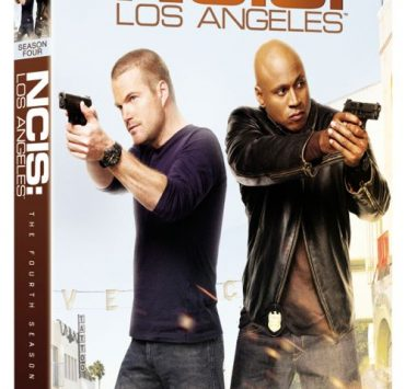 NCIS Los Angeles Season 4 DVD