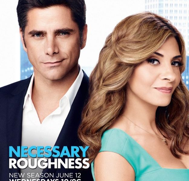 Necessary Roughness Poster Season 3