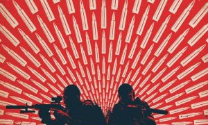 Strike Back Season 3 Poster Cinemax