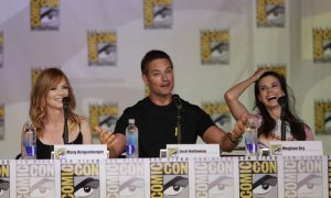 Intelligence Comic Con Panel